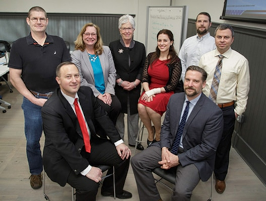 NUWC Division Newport's ANTX Innovation Team wins Technology Transfer Innovation Award