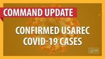 Confirmed USAREC COVID-19 Cases