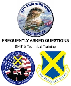 The COVID-19 pandemic is a dynamic and rapidly evolving situation. The Gateway Wing wants to make sure our internal family and external community all have access to factual and up-to-date information. This frequently asked questions acts as a resource for anyone who has questions or concerns about themselves or a loved one that is part of the 37th Training Wing team, this includes Basic Military Training at the 737th Training Group and technical training at the 37th Training Group.