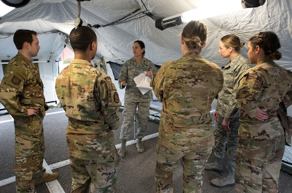 Still flying: Joint Base Charleston implements mobile medical screenings to keep missions flying