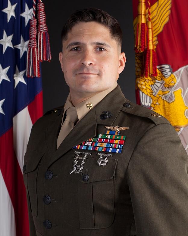Major Michael T. LIppert