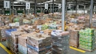 European Distribution Center Well Stocked, Prepared for COVID-19