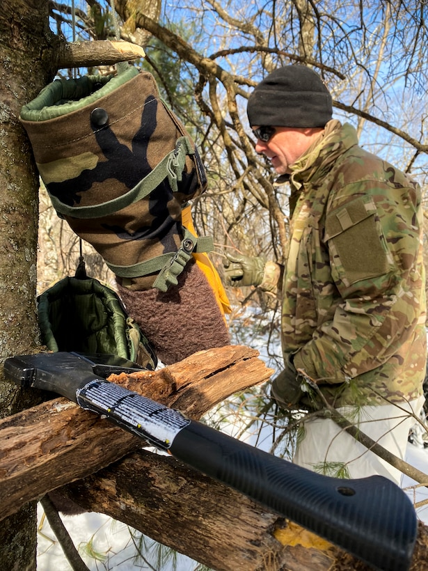 Cold-Weather Operations Course