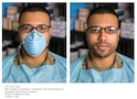 Portraits of healthcare providers on the frontlines of U.S. Army Europe's COVID-19 response in Hohenfels, Germany