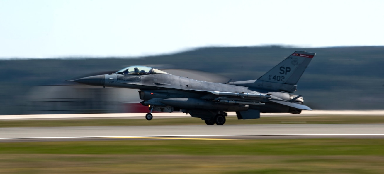 480th FS continues flying mission at Spangdahlem