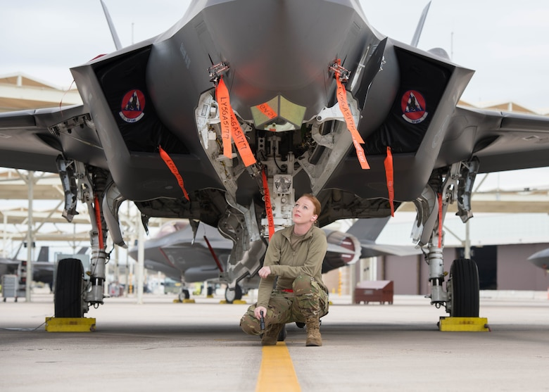 Women's History Month: women of Luke AFB