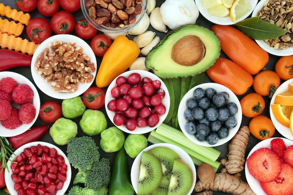 Make nutrition a priority by eating healthy nutrient-rich foods to help support your immune system.