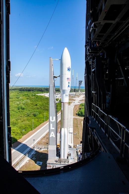 AEHF-6 Launch Vehicle Roll to Pad