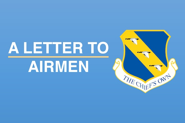 A Letter to Airmen