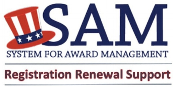 General Services Administration has initiated a 60-day extension to the System for Award Management website.