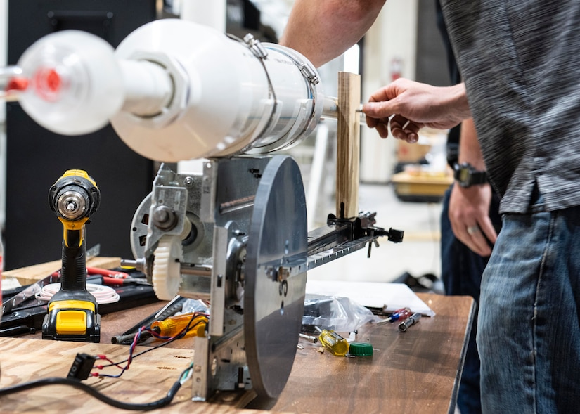 NSWC PCD developed ideas and a ventilator prototype in support of the Department of Defense (DoD) Hack-a-Vent Innovation Challenge.