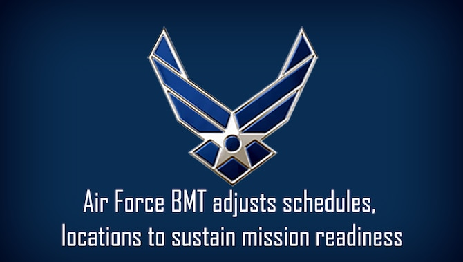 graphic with Air Force logo