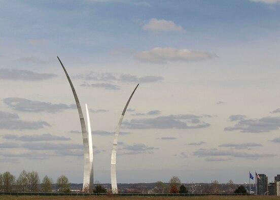 U.S. Air Force Memorial in Arlington, Virginia