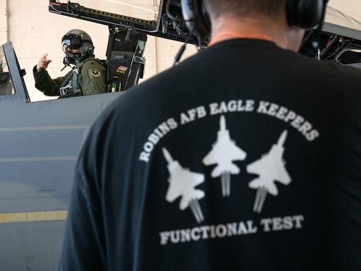 Functional test missions continue amid COVID-19 epidemic