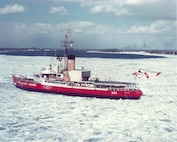 A photo of USCGC WESTWIND