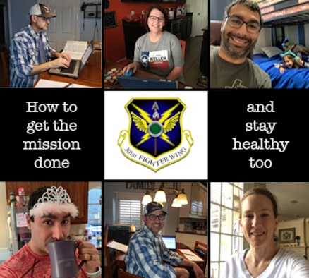 How to get the mission done and stay healthy