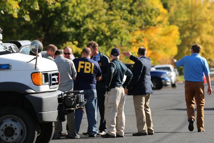 Utah National Guard CST Investigates Ricin Mail Threat in Logan, Utah