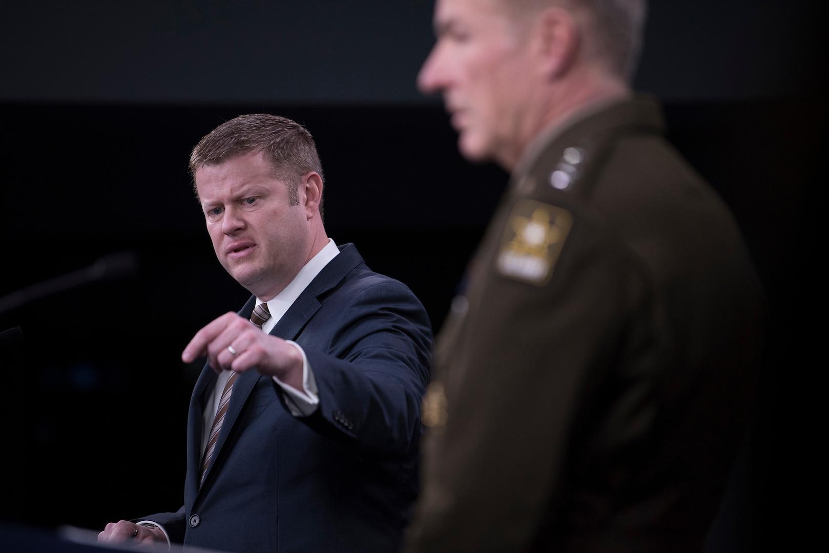 Army Leaders Detail Efforts Against Coronavirus