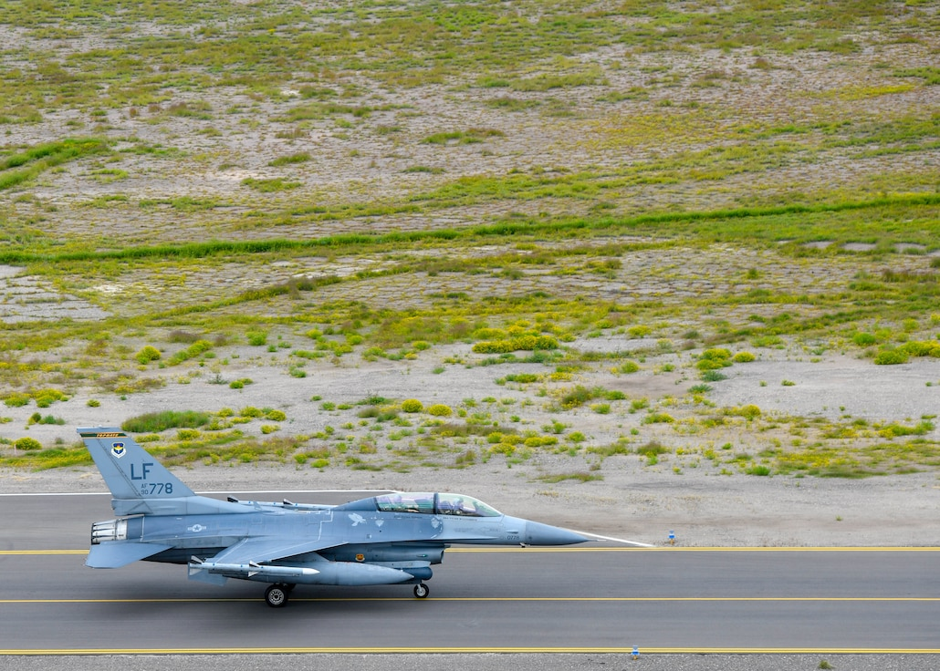 Flying mission continues at Luke AFB
