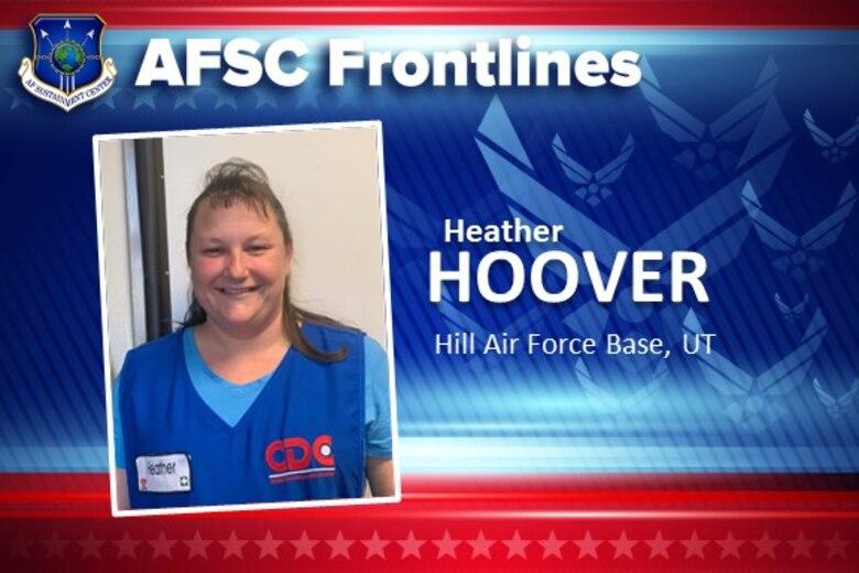 AFSC Frontlines: Heather Hoover