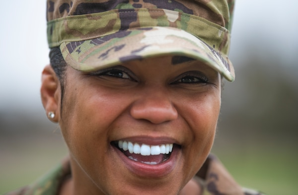 """Female chief answers: """"What's it like to serve in the Air Force?"""""""