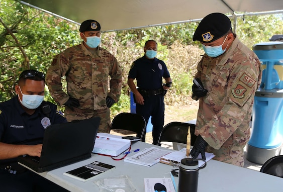 Guam National Guard Activated in Response to COVID-19