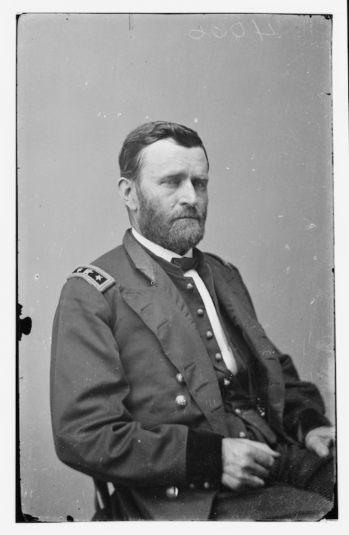 General U.S. Grant, ca. 1855–1865 (Library of Congress/Brady-Handy)