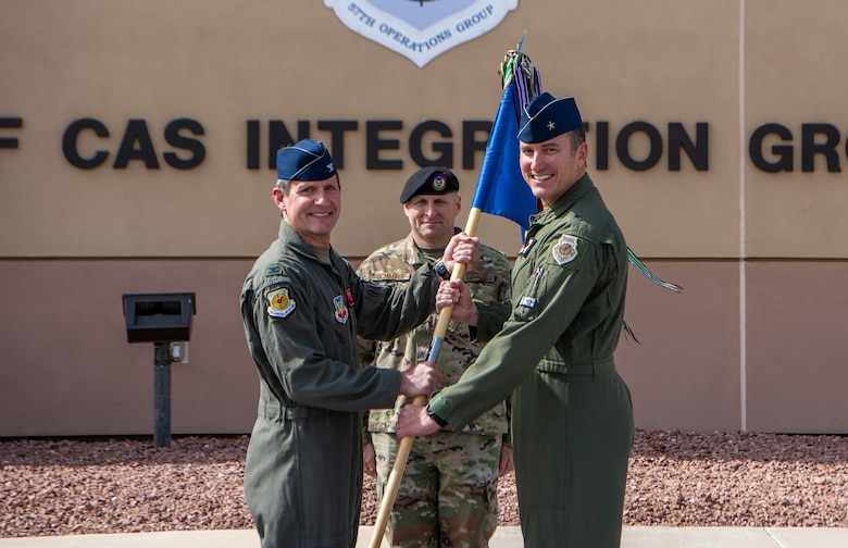 57th OG, ATG merge functions to improve interoperability