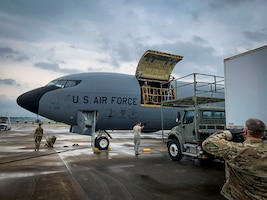 Airmen Return From Overseas Deployment