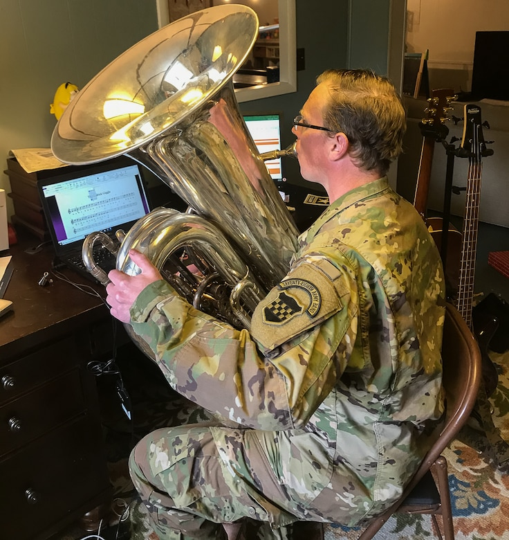 Army Reserve division makes 'virtual' a reality