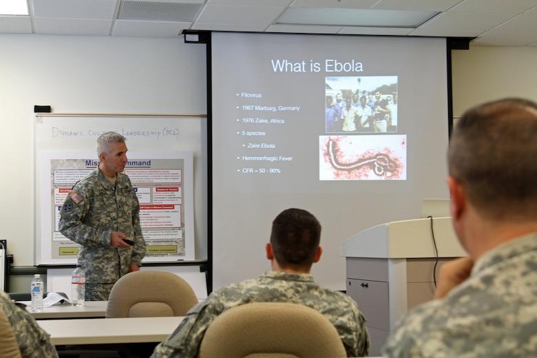 U.S. Army Reserve medical officer leads St. Louis Metropolitan Pandemic Task Force