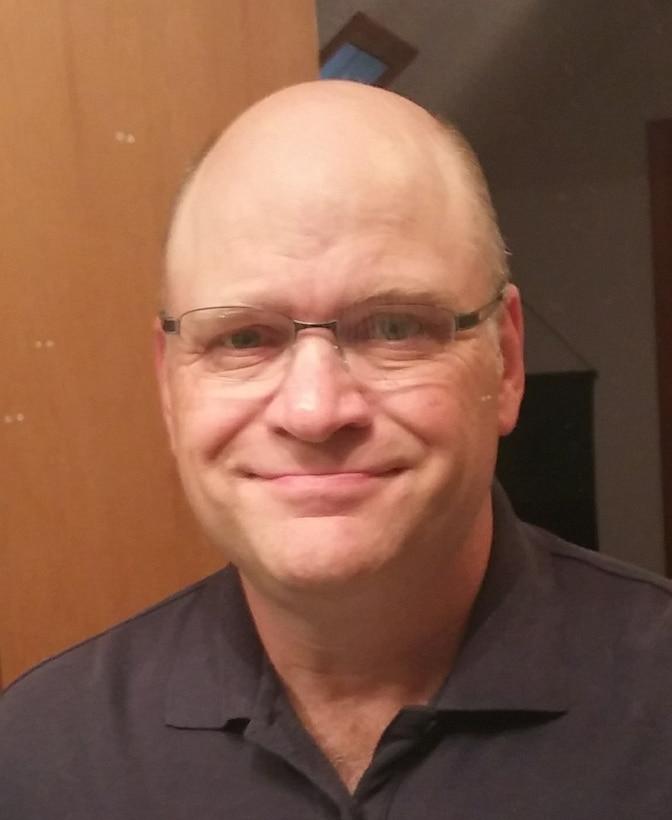 headshot of man