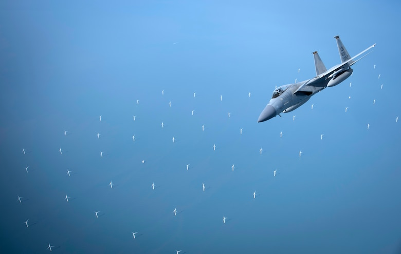 Refueling Eagles