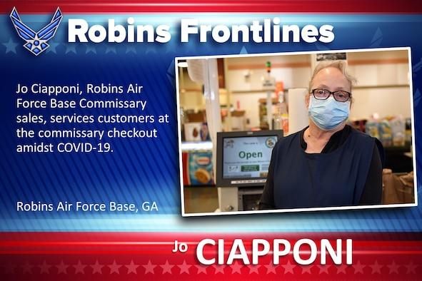 Robins Frontlines: Jo Ciapponi