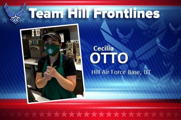 """Team Hill Frontlines: Cecilia """"Ceci"""" Otto"""