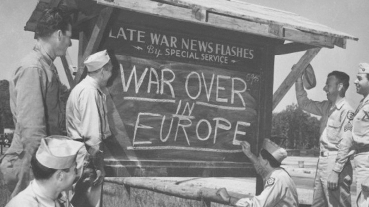 Victory in Europe Day: Time of Celebration, Reflection