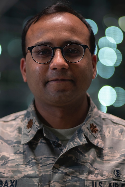 Reserve Citizen Airman Epidemiologist Volunteers For