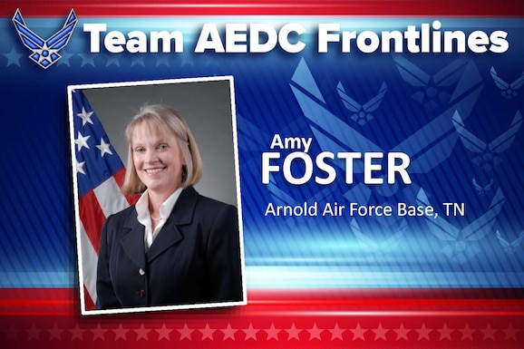 Amy Foster (U.S. Air Force graphic)