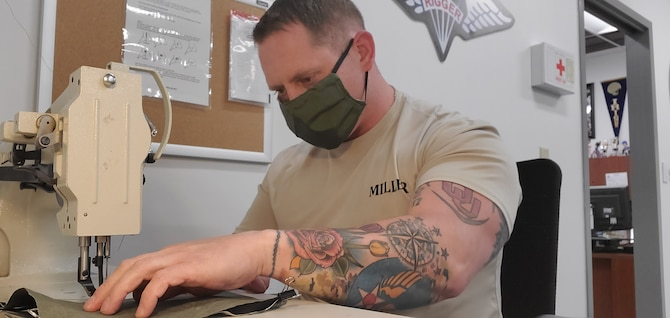 AFE Citizen Airman creates covers for unit/community