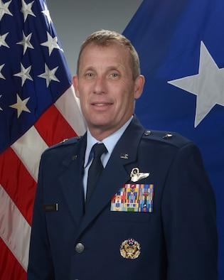 This is the official portrait of Brig. Gen. Matthew J. Burger.