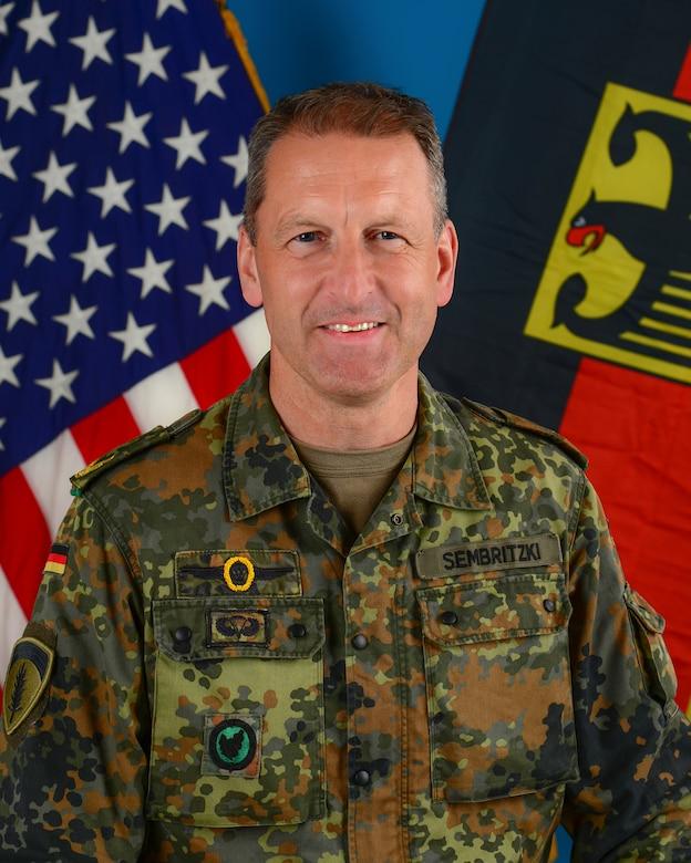 Brigadier General (DEU) Jared Sembritzki
