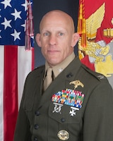 Deputy Commander Marine Forces Special Operations Command bio