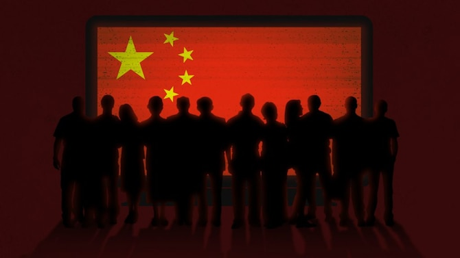 The Chinese Communist Party's COVID-19 disinformation campaign poses a major challenge for Australia and other Western nations in countering Beijing's influence in the media, social media, and academia.