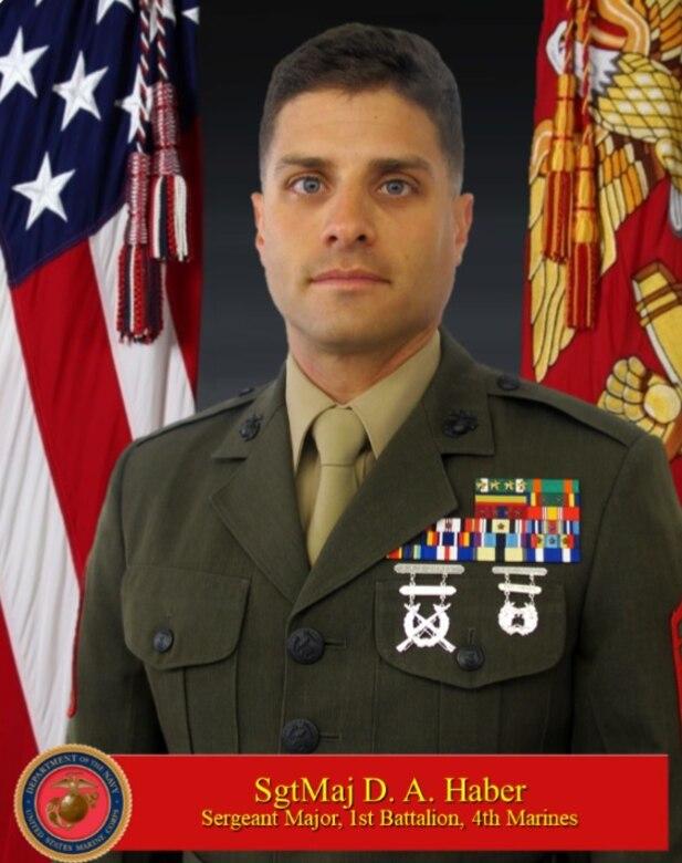 Sgt Maj Haber