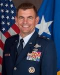 U.S. Air Force Maj. Gen Michael A. Loh official photo