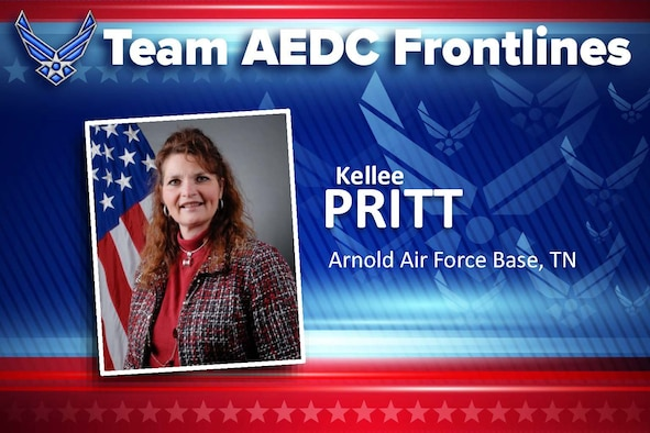 Kellee Pritt (U.S. Air Force graphic)