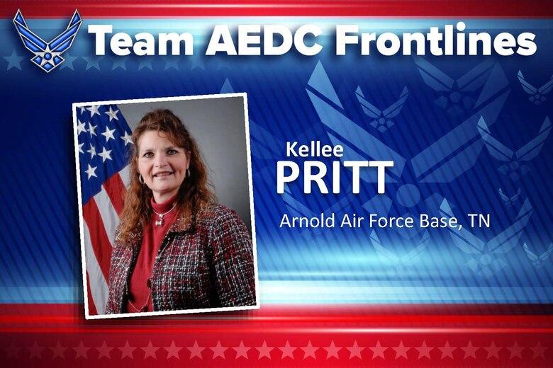 Kellee Pritt (U.S. Air Force graphic)