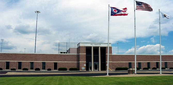 Approximately 40 Ohio National Guard Soldiers and Airman deployed for 20 days to Federal Correctional Institution, Elkton, in Columbiana County, Ohio, to supplement the facility's in-house medical team during the COVID-19 pandemic.