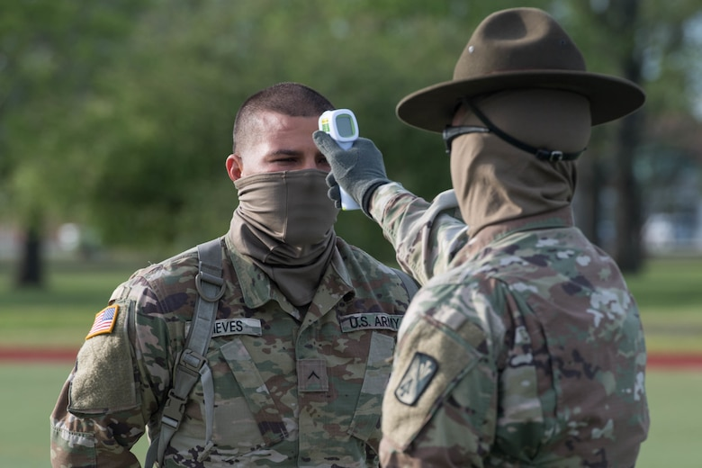 U.S Army adapts to train Soldiers through COVID-19