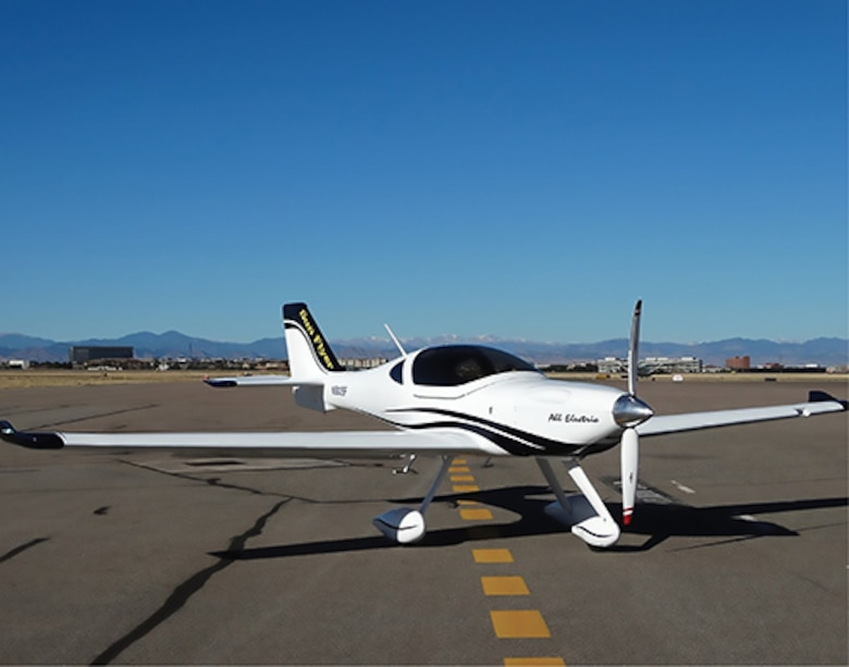 Bye Aerospace's Sun Flyer, an all-electric training airplane  is powered by a battery pack that EP Systems based on the one it built, with NASA funding and expertise, for the X-57 aircraft.